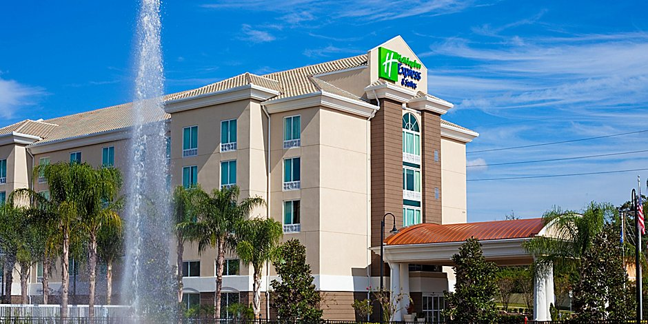 Hotels In Apopka, FL Near Orlando | Holiday Inn Express & Suites