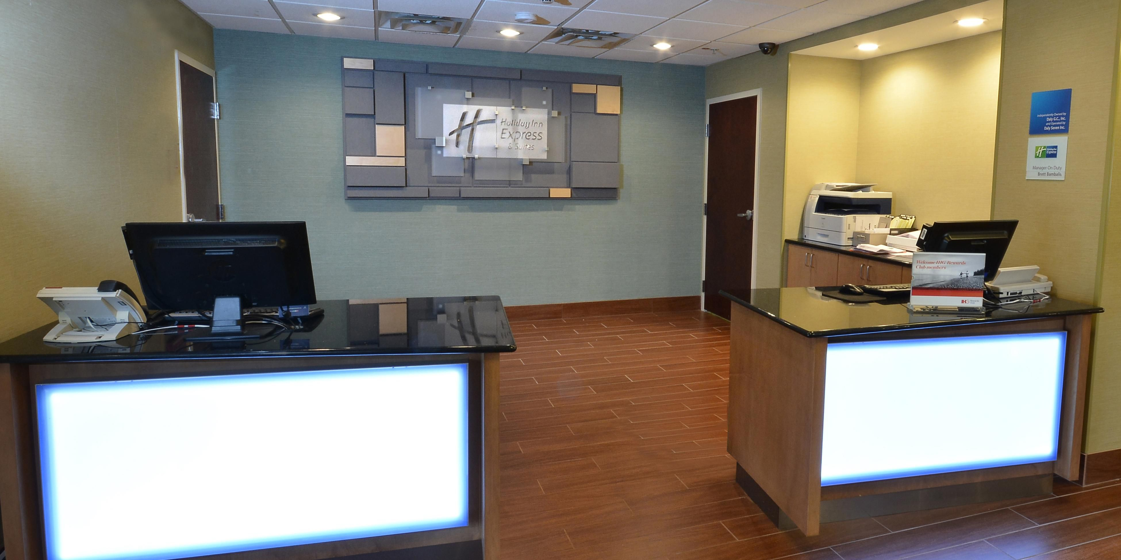 Enjoy A Quick Check In At Our Hotel Near High Point University.