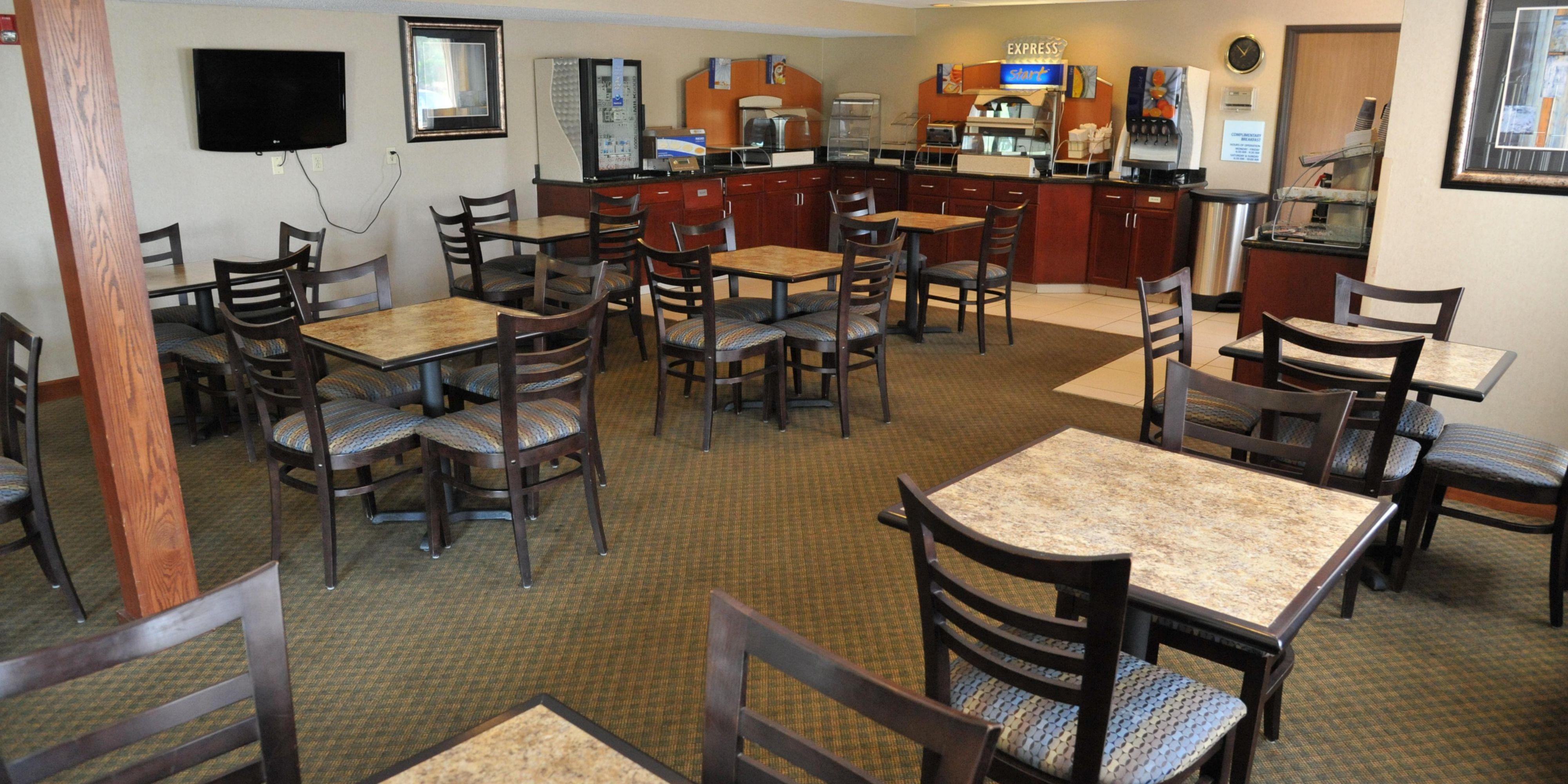 Holiday Inn Express & Suites Ashland Hotel by IHG