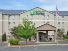 Holiday Inn Express & Suites Ashland in Ashland, Ohio