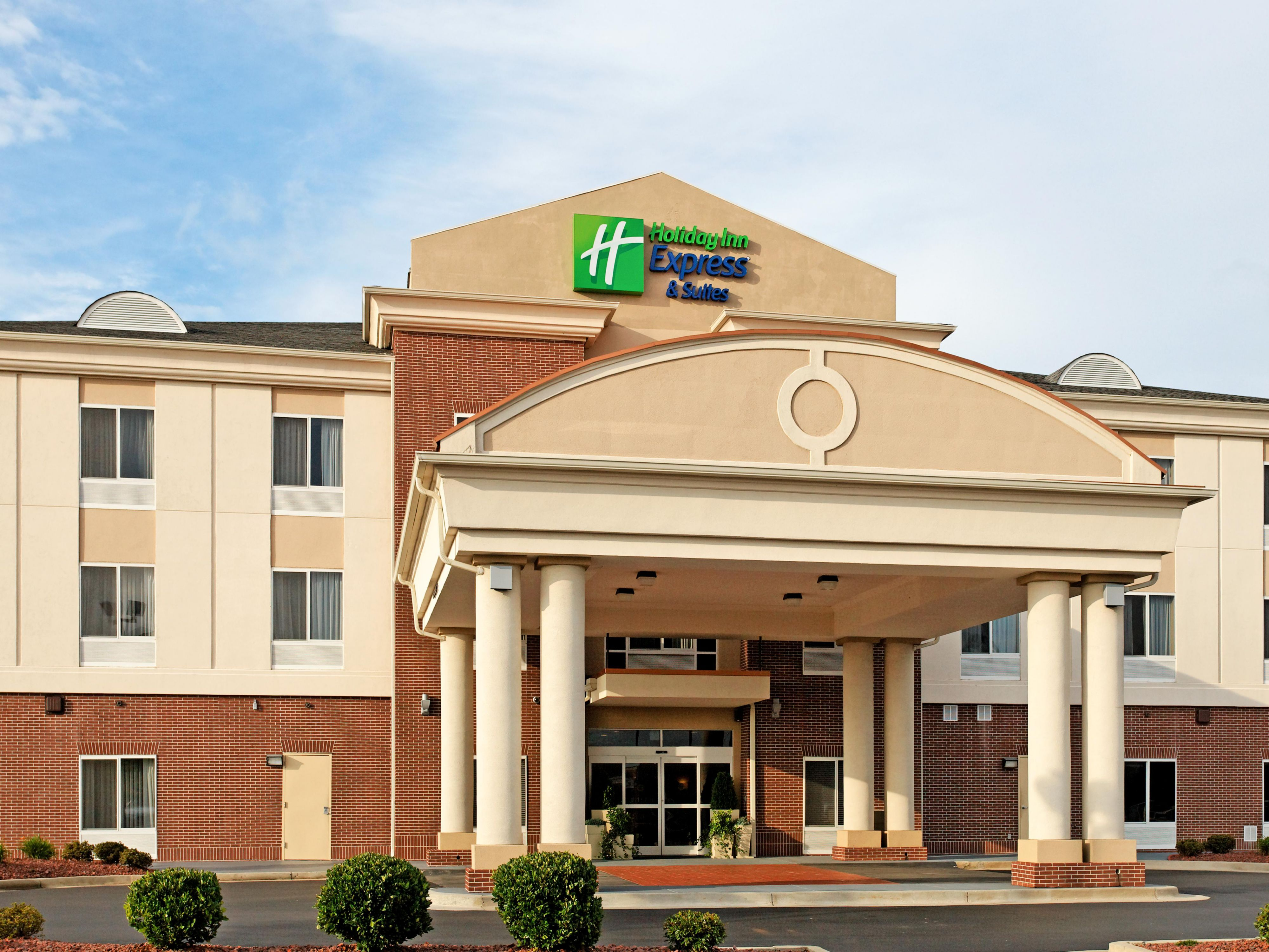 Welcome to Holiday Inn Express & Suites Athens