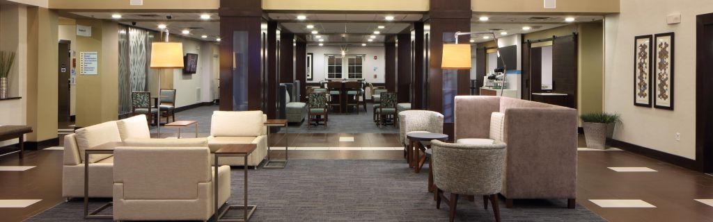 Holiday Inn Express Suites Atlanta Arpt West