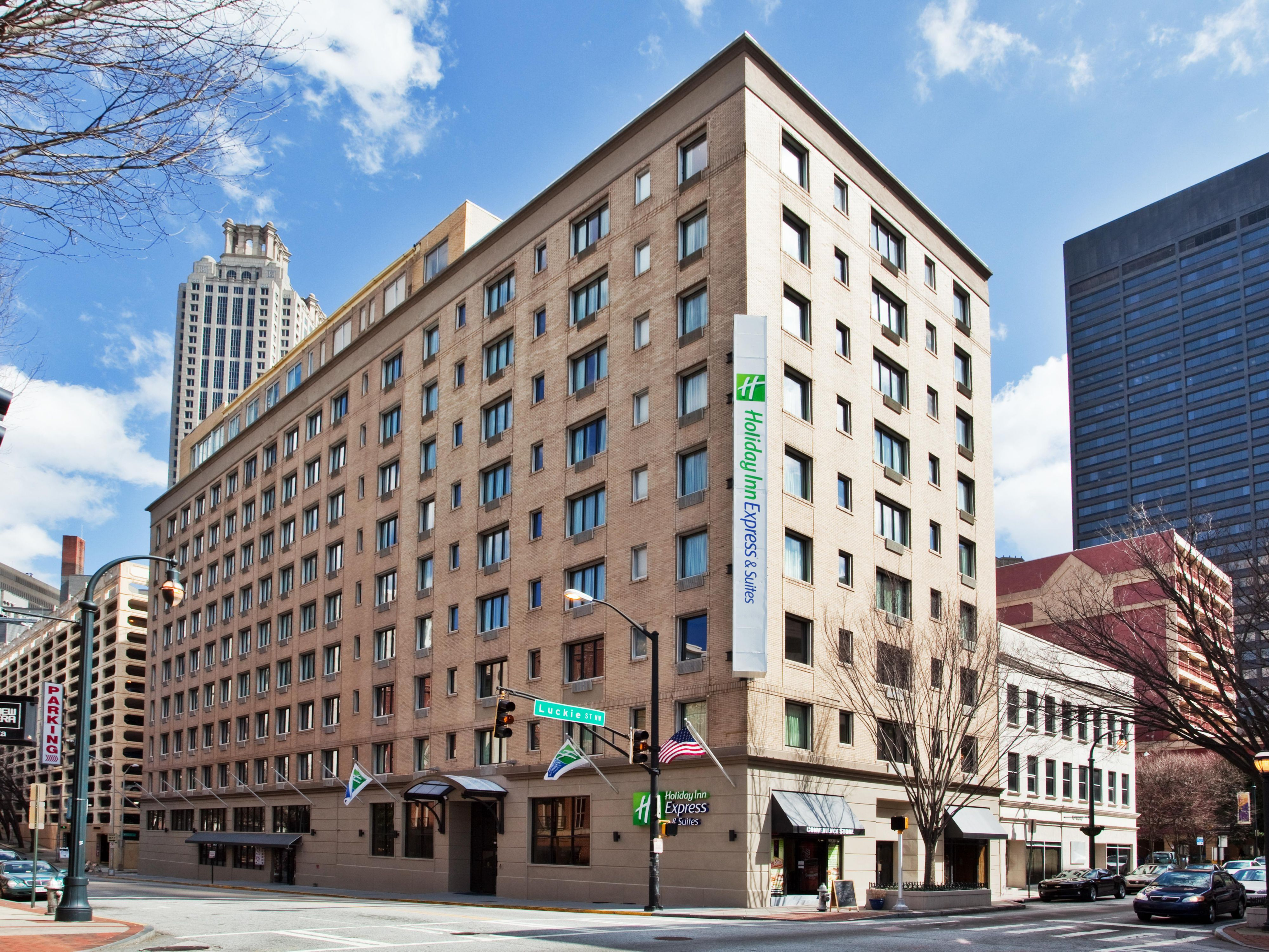 Downtown Atlanta Hotel Holiday Inn Express Atlanta Downtown