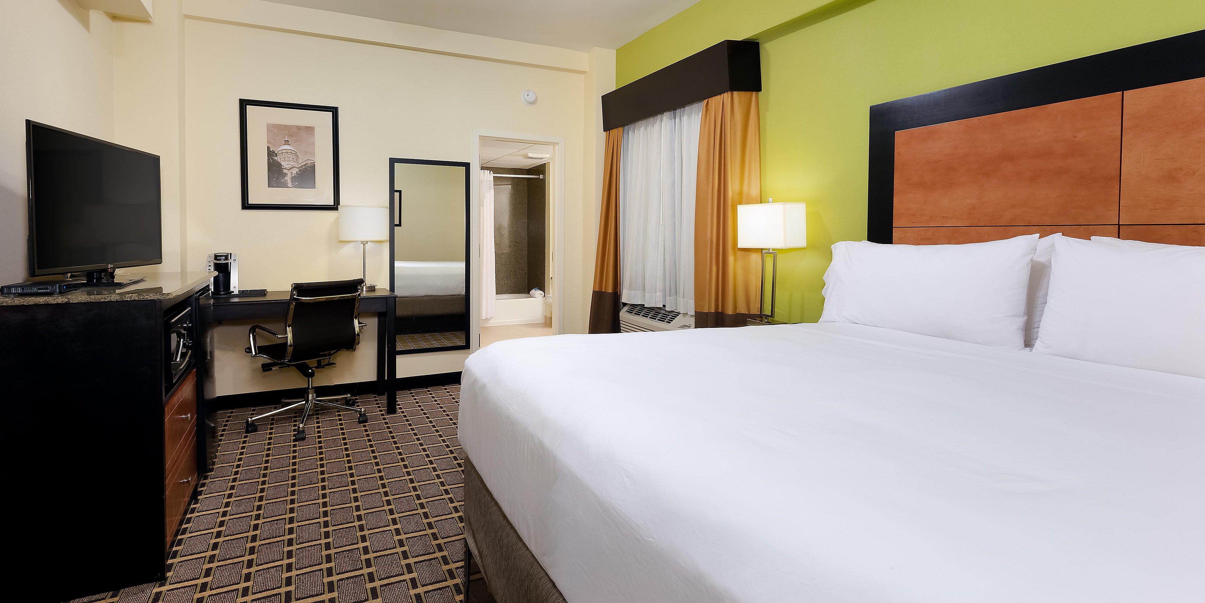 Downtown Atlanta Hotel Holiday Inn Express Atlanta Downtown