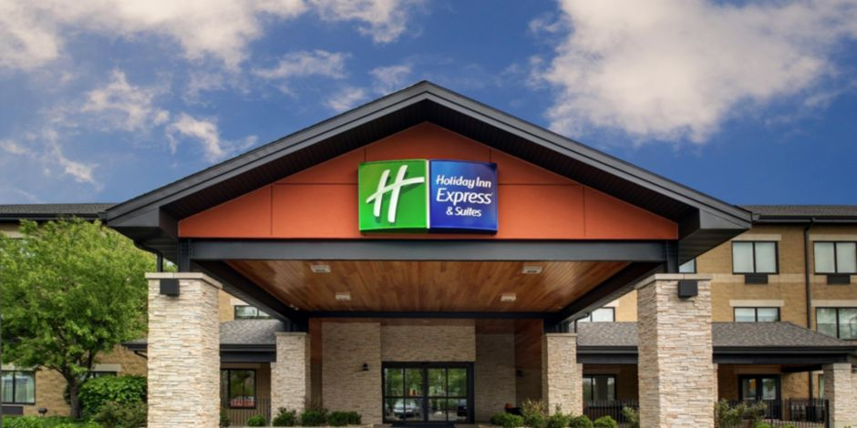 Holiday Inn Express Suites Downtown Aurora Il Welcome