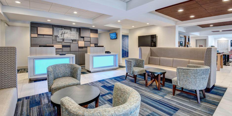 best woodbridge furniture co.  Holiday Inn Express Suites Woodbridge Hotel by IHG