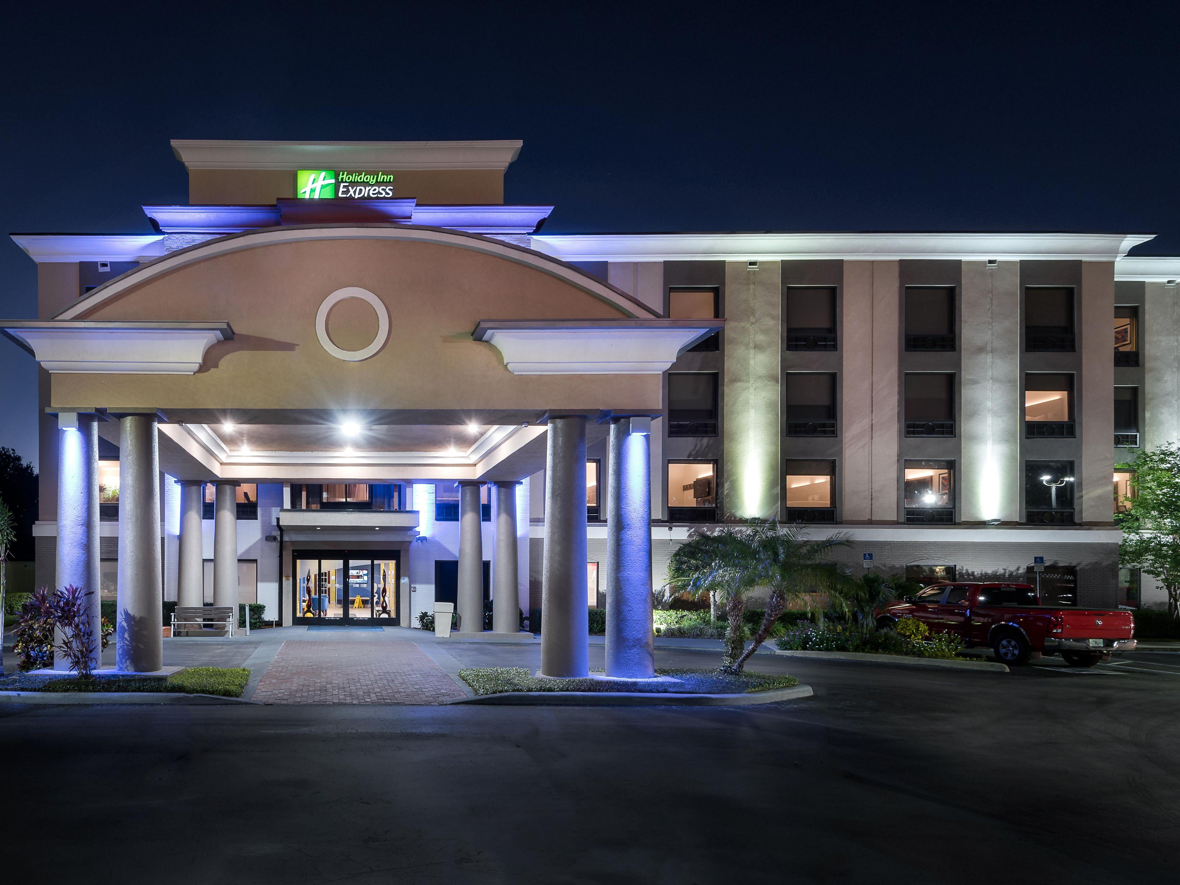 Holiday Inn Express  U0026 Suites Bartow Hotel By Ihg