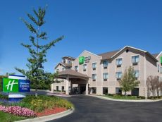 Holiday Inn Express & Suites Belleville (Airport Area) in Monroe, Michigan