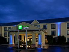 Holiday Inn Express & Suites Charlotte Arpt-Belmont in Charlotte, North Carolina