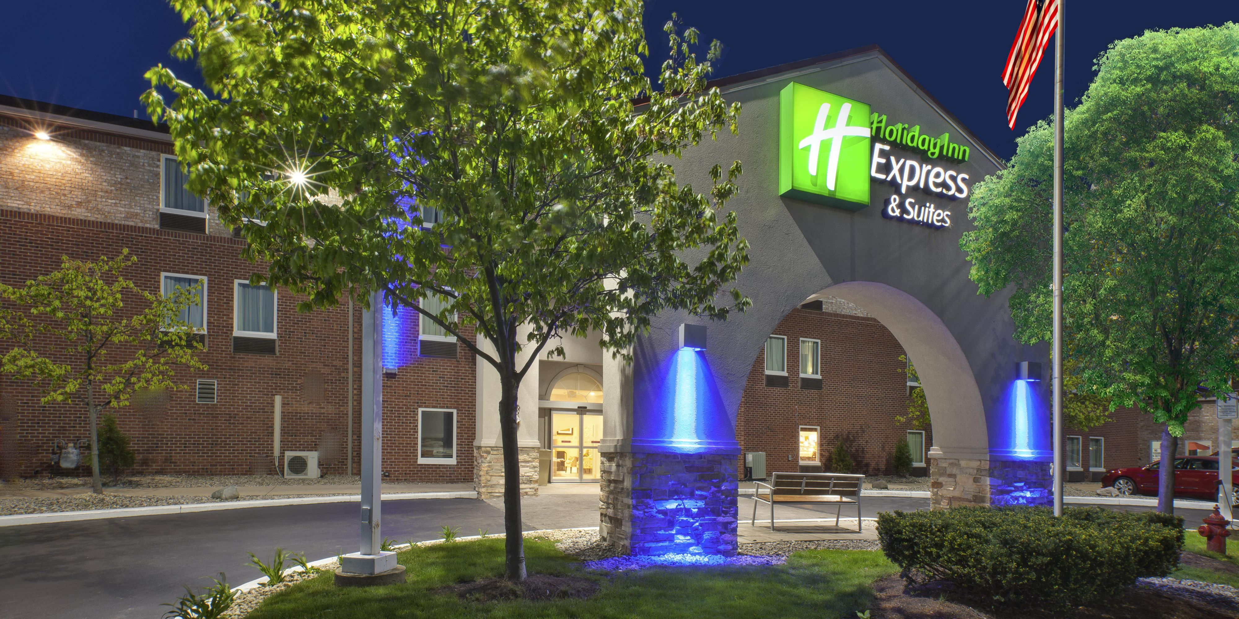Holiday Inn Express And Suites Benton Harbor 5039849378