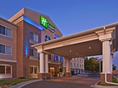Holiday Inn Express & Suites Oklahoma City - Bethany in Bethany, Oklahoma