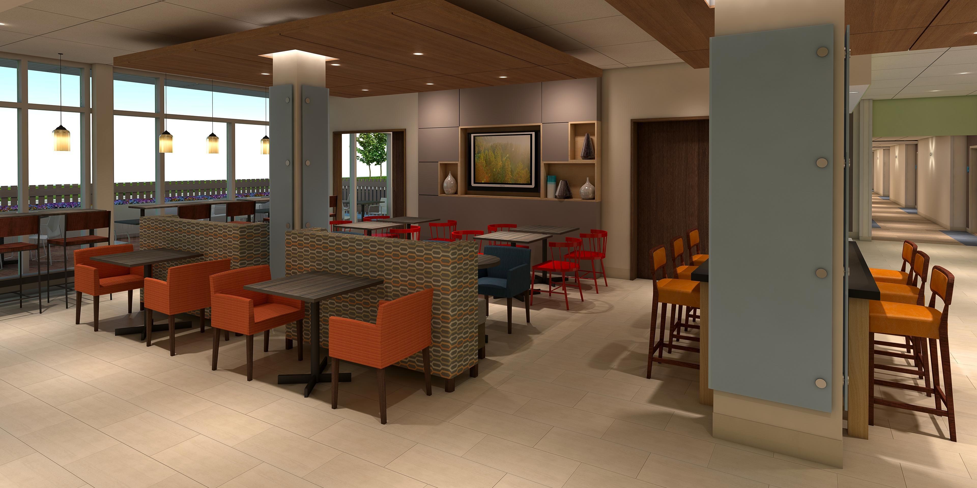 Holiday Inn Express U0026 Suites Blackwell Hotel By IHG