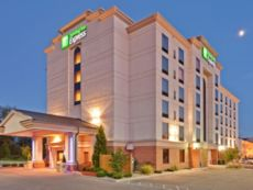 Holiday Inn Express Suites Bloomington In Martinsville Indiana