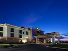 Holiday Inn Express & Suites Bowling Green in Fremont, Ohio