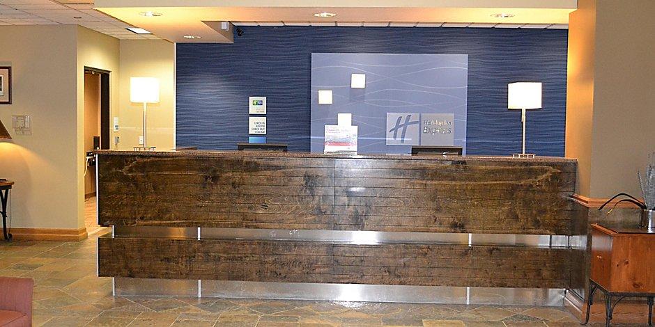 Bozeman Hotel Holiday Inn Express Suites Bozeman West