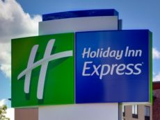Holiday Inn Express & Suites Brenham South in Sealy, Texas