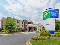 Holiday Inn Express & Suites Brevard in Asheville, North Carolina