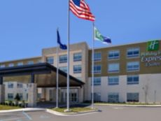 Holiday Inn Express & Suites Brighton South - US 23 in Howell, Michigan