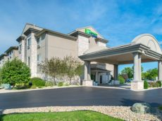Holiday Inn Express & Suites Bucyrus in Mansfield, Ohio