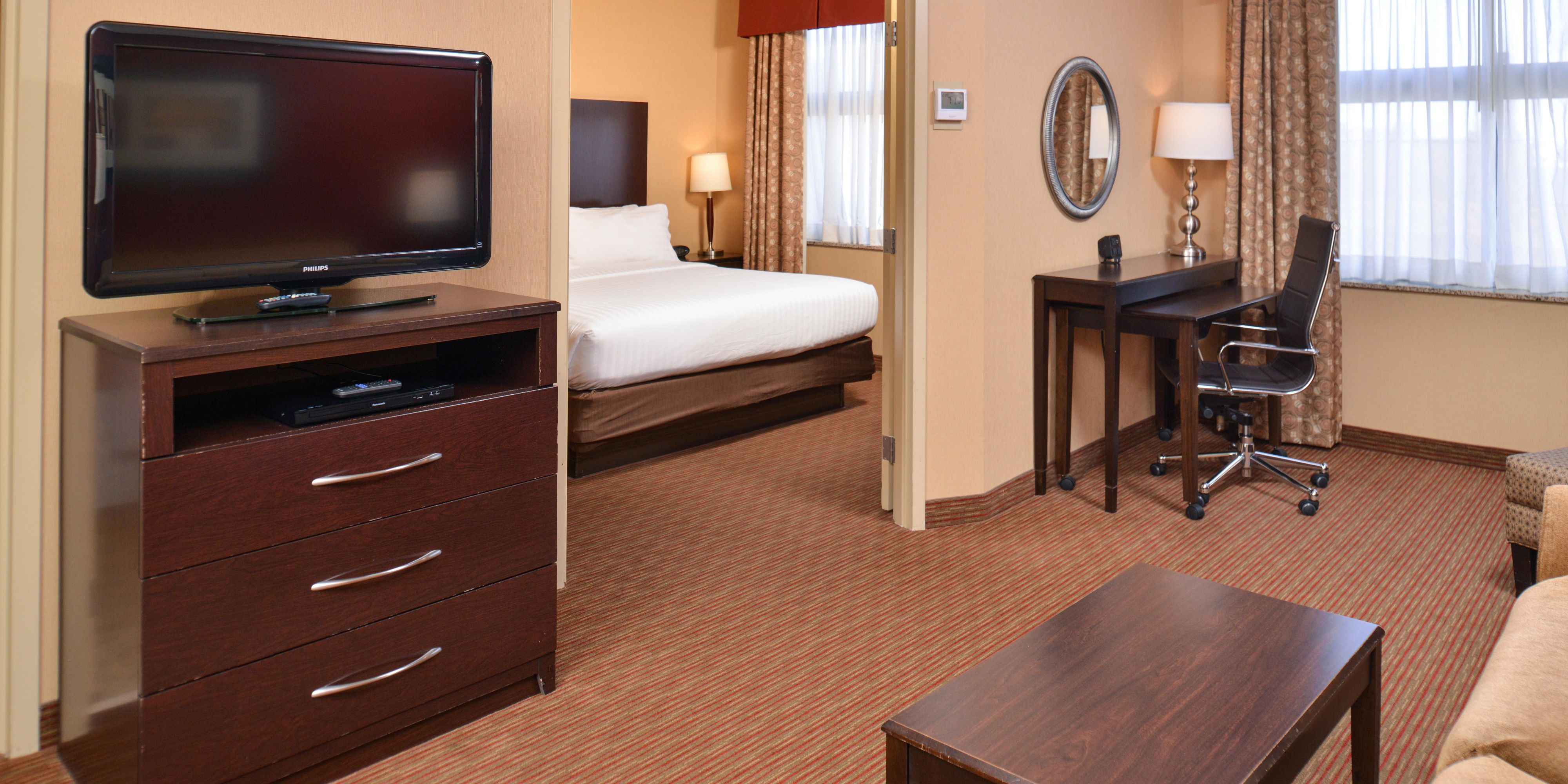 Holiday Inn Express Suites Buffalo Downtown Hotel In Buffalo By Ihg