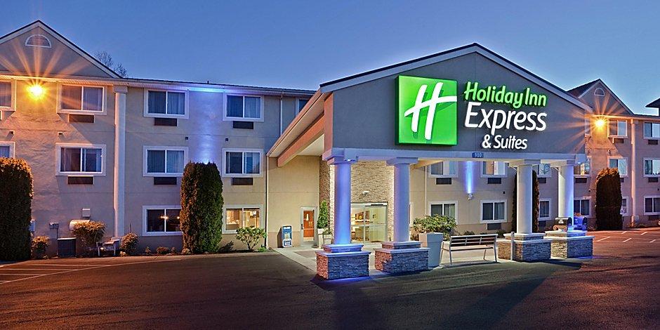 Holiday Inn Express Suites Burlington