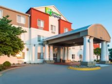 Holiday Inn Express & Suites Burlington in Burlington, Iowa