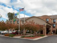 Holiday Inn Express & Suites Canton in Woodhaven, Michigan