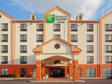 Holiday Inn Express & Suites Meadowlands Area in Saddle Brook, New Jersey