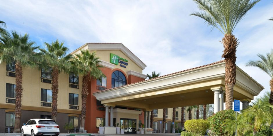 Cathedral City Hotel Holiday Inn Express Cathedral City Palm