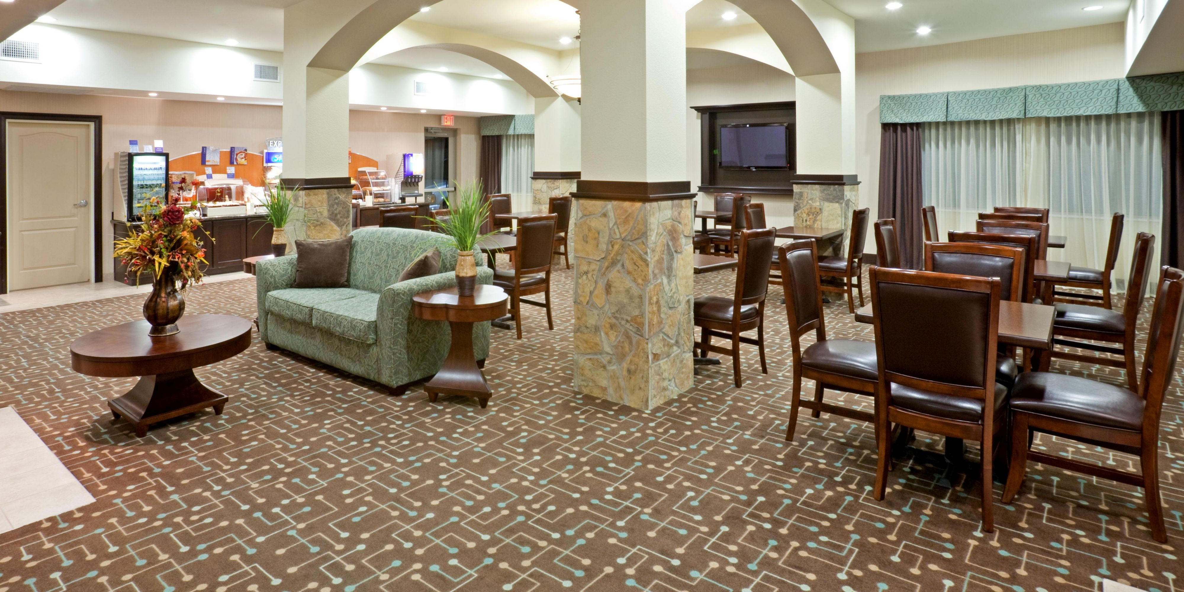 Holiday Inn Express And Suites Cedar Hill 4184943388