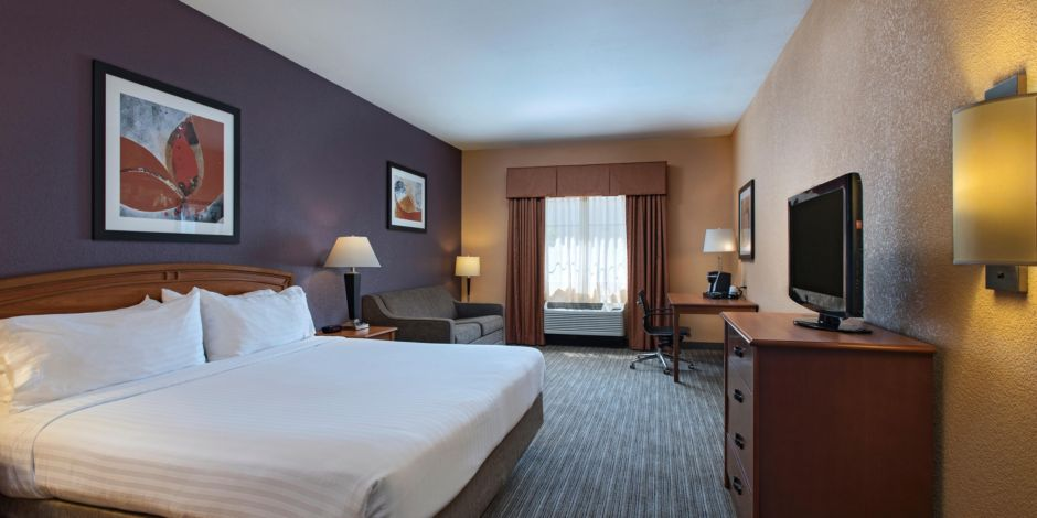 Holiday Inn Express Suites Cedar Park Nw Austin Hotel By Ihg