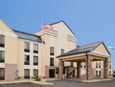 Holiday Inn Express & Suites Cedar Rapids-I-380 @ 33rd Ave in Coralville, Iowa