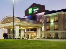 Holiday Inn Express & Suites Center in Center, Texas