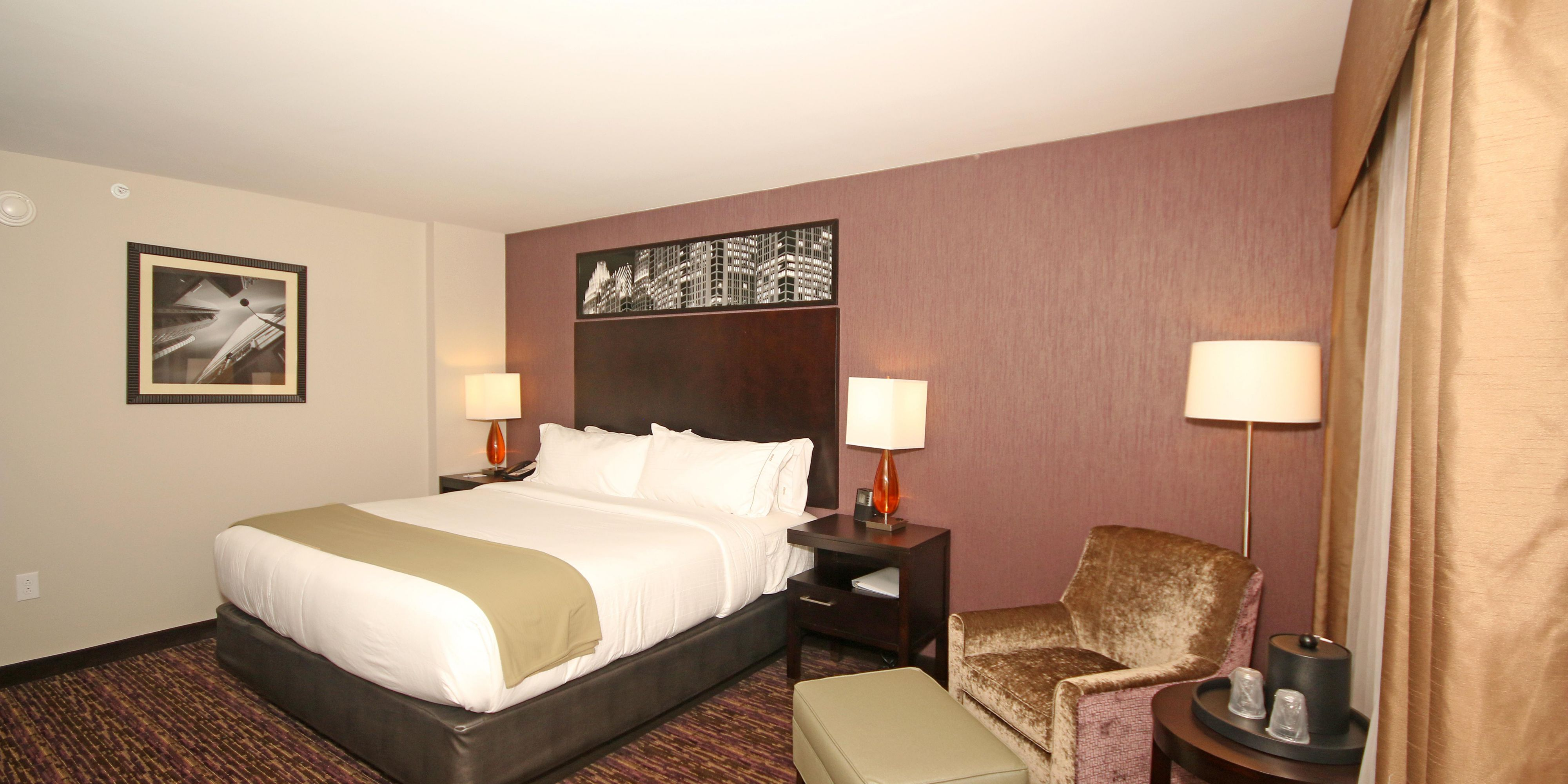 holiday inn express suites charlotte north hotel by ihg