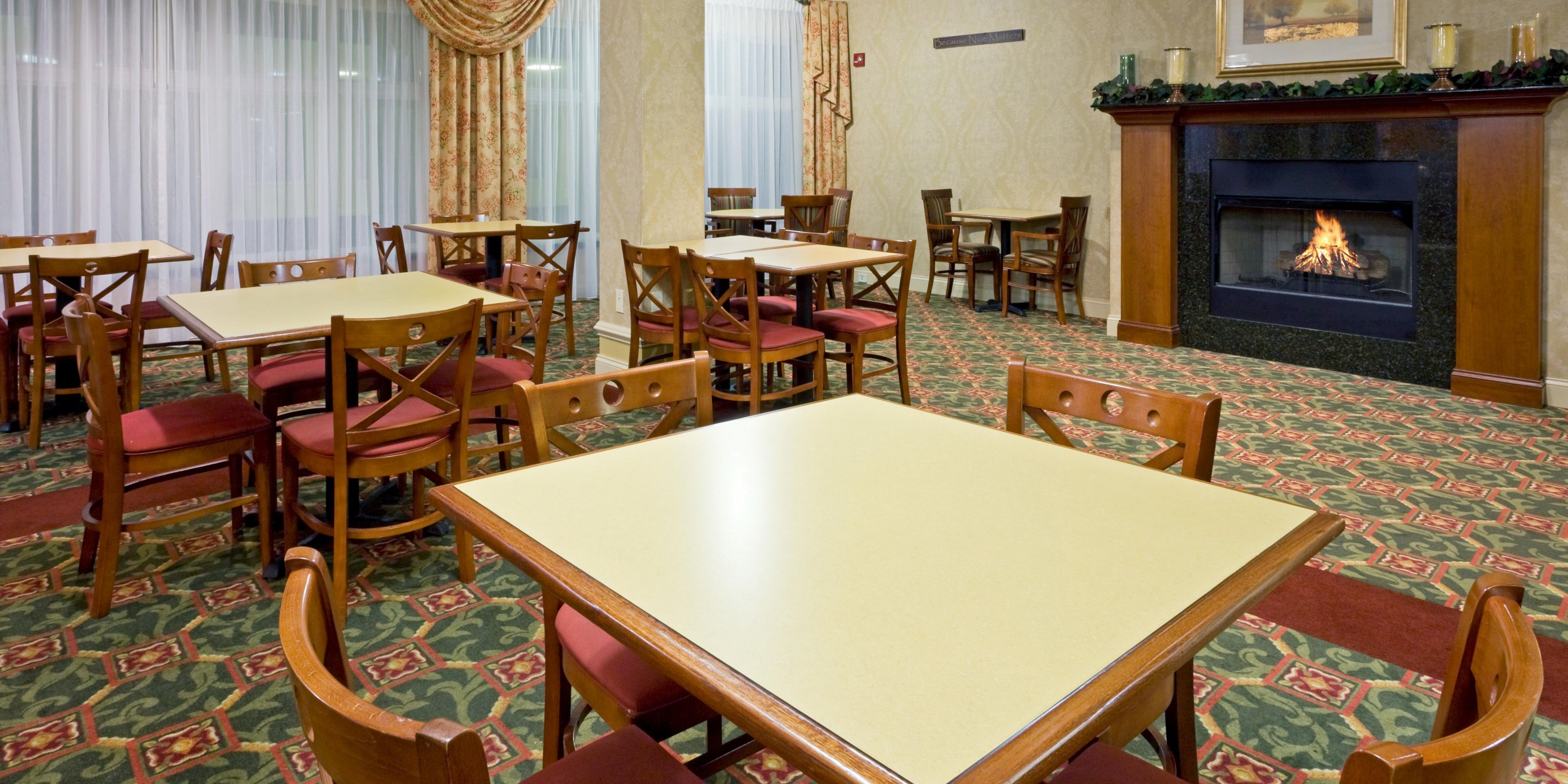 holiday inn express suites chester monroe goshen hotel by ihg