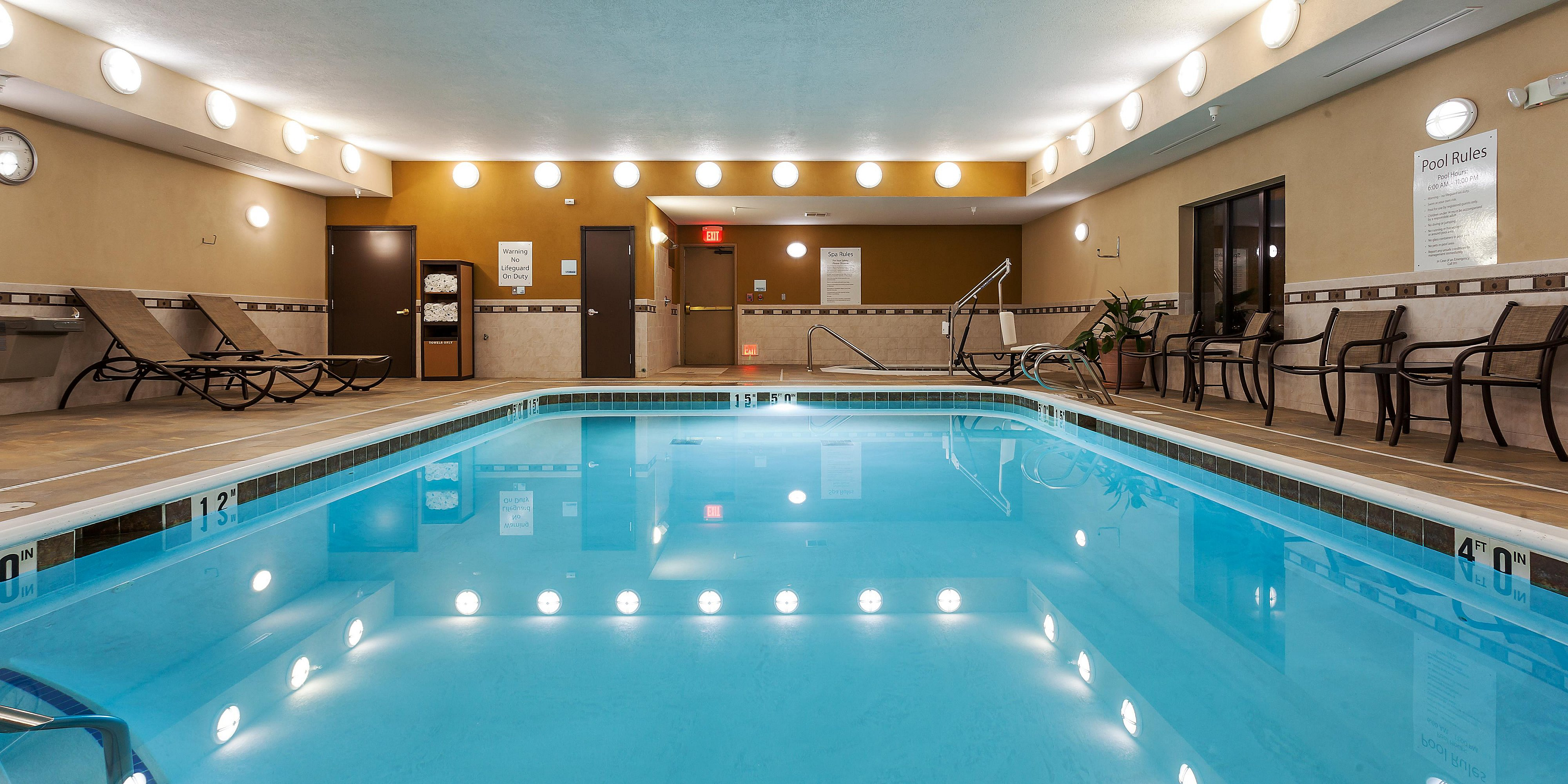 Hotel in Cheyenne, Wyoming - Holiday Inn Express & Suites