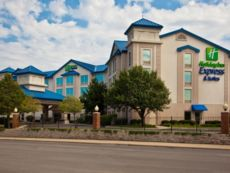 Holiday Inn Express & Suites Chicago-Midway Airport in Lansing, Illinois