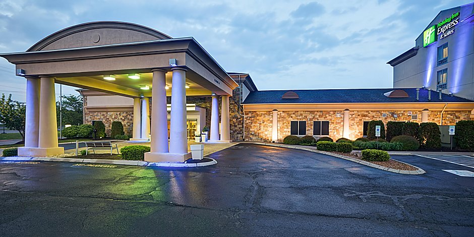 Holiday Inn Express & Suites Christiansburg Hotel in ...