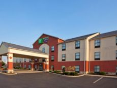 Holiday Inn Express & Suites Circleville in Chillicothe, Ohio