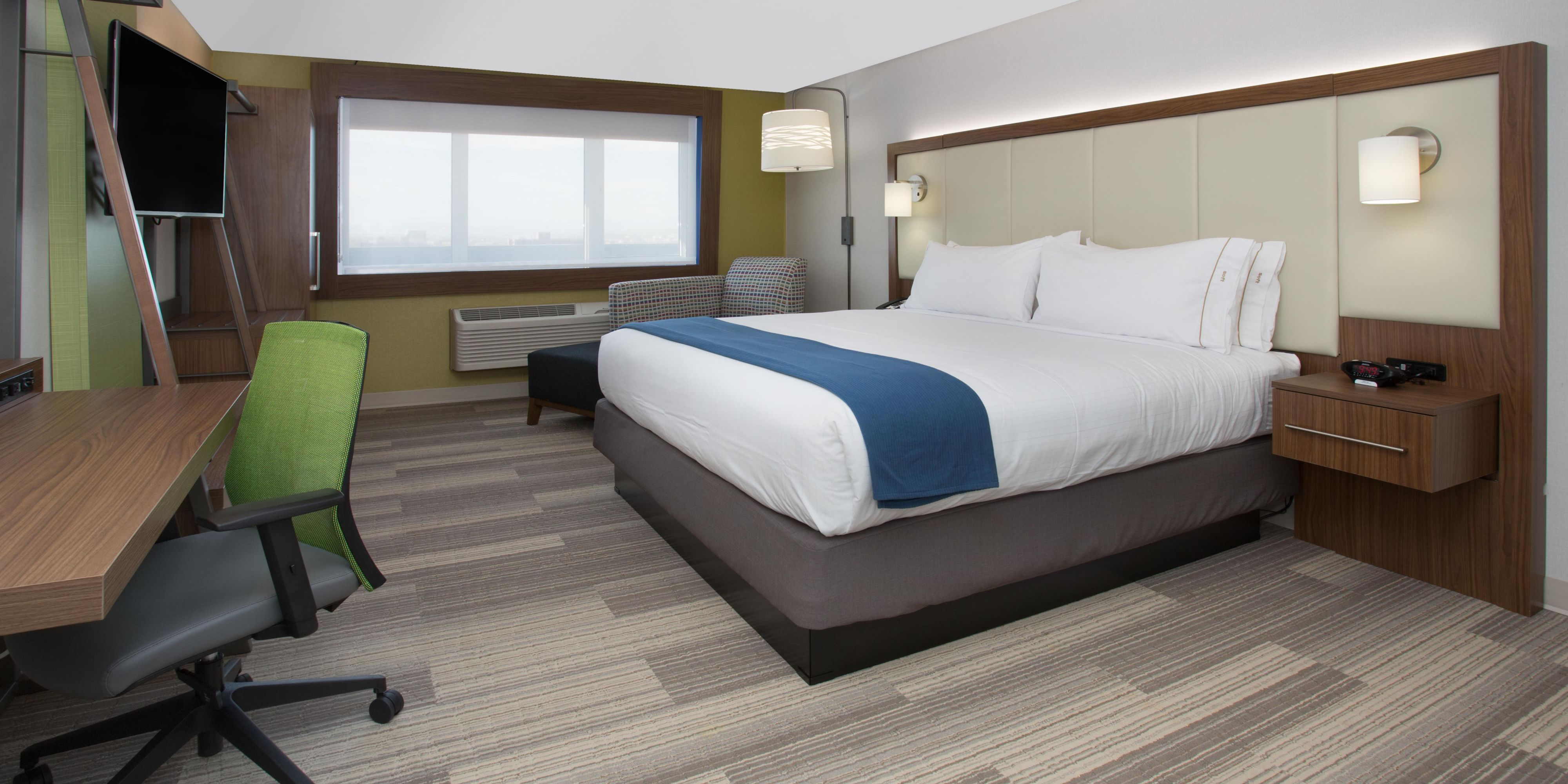 Clarion PA Hotels Holiday Inn Express & Suites Clarion