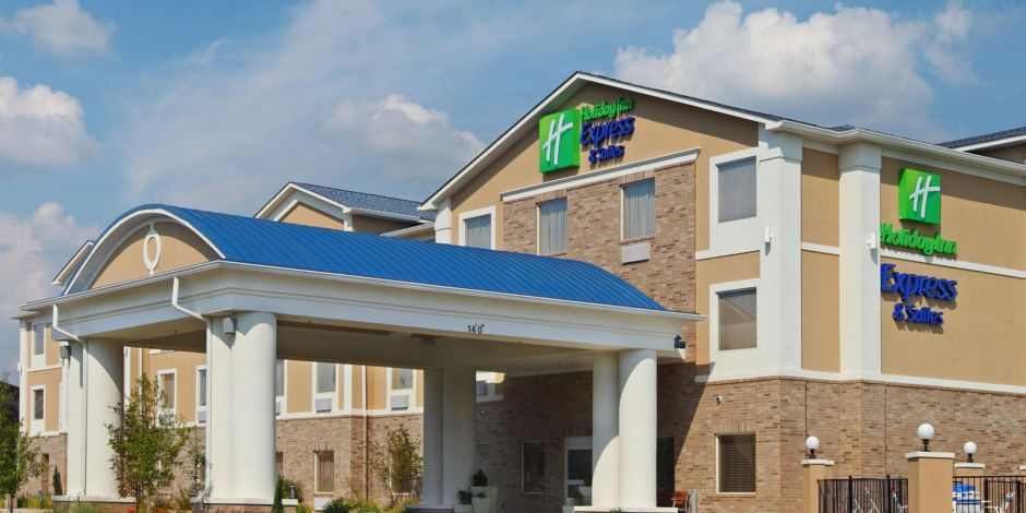 Holiday Inn Express Suites Clarksville
