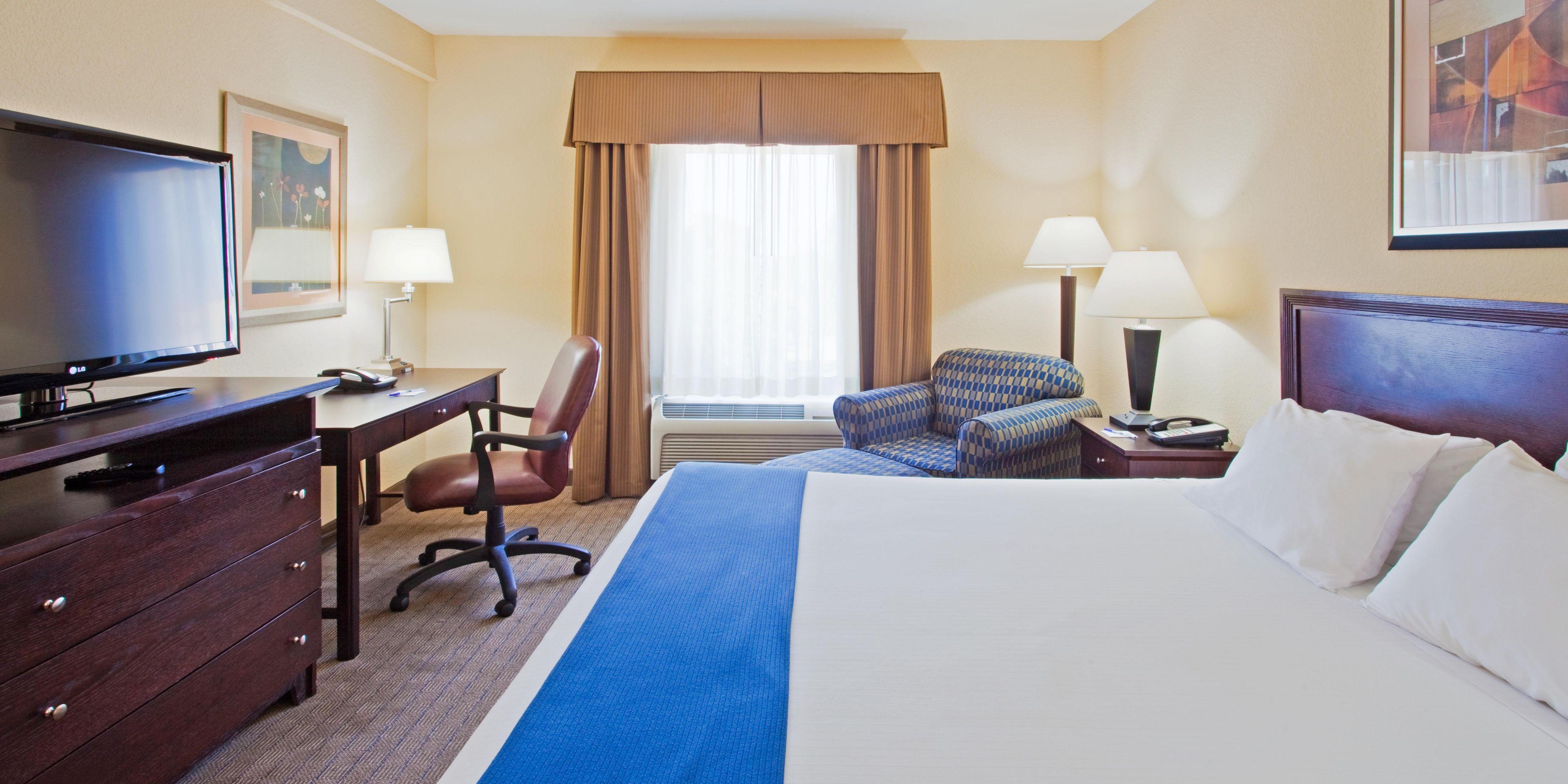 Holiday Inn Express Suites Clearwaterus 19 N Hotel By Ihg