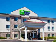 Holiday Inn Express & Suites Clinton in Clinton, Iowa