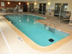 Holiday Inn Express & Suites Clinton in Weatherford, Oklahoma