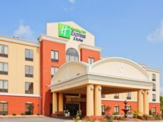 Holiday Inn Express & Suites Knoxville-Clinton in Clinton, Tennessee