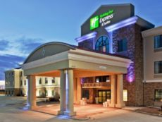 Holiday Inn Express & Suites Clovis in Portales, New Mexico