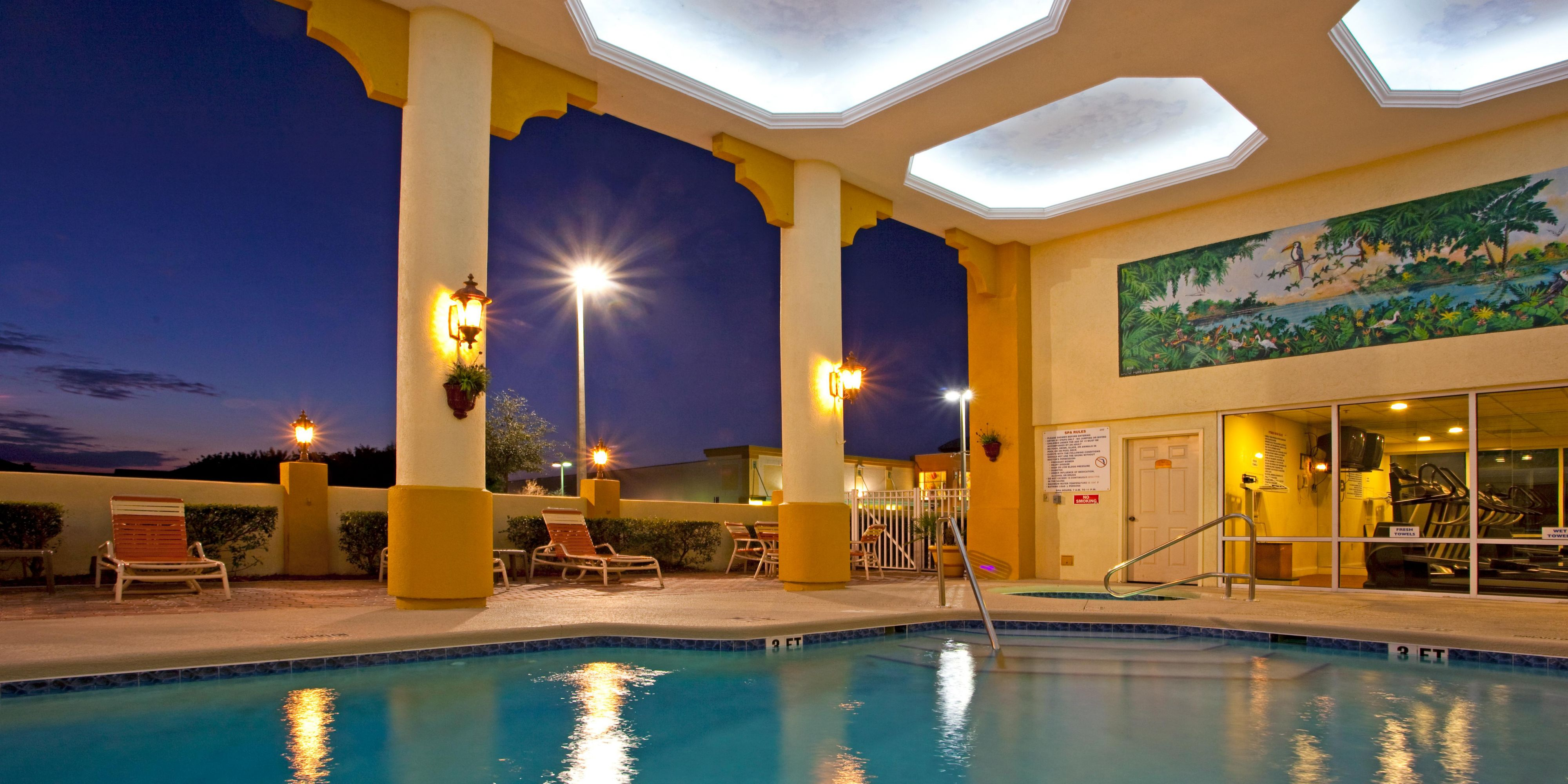 Holiday Inn Express And Suites Cocoa Beach 2533039245
