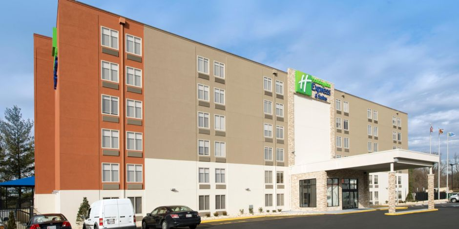 Welcome To Our Holiday Inn Express Suites College Park Hotel