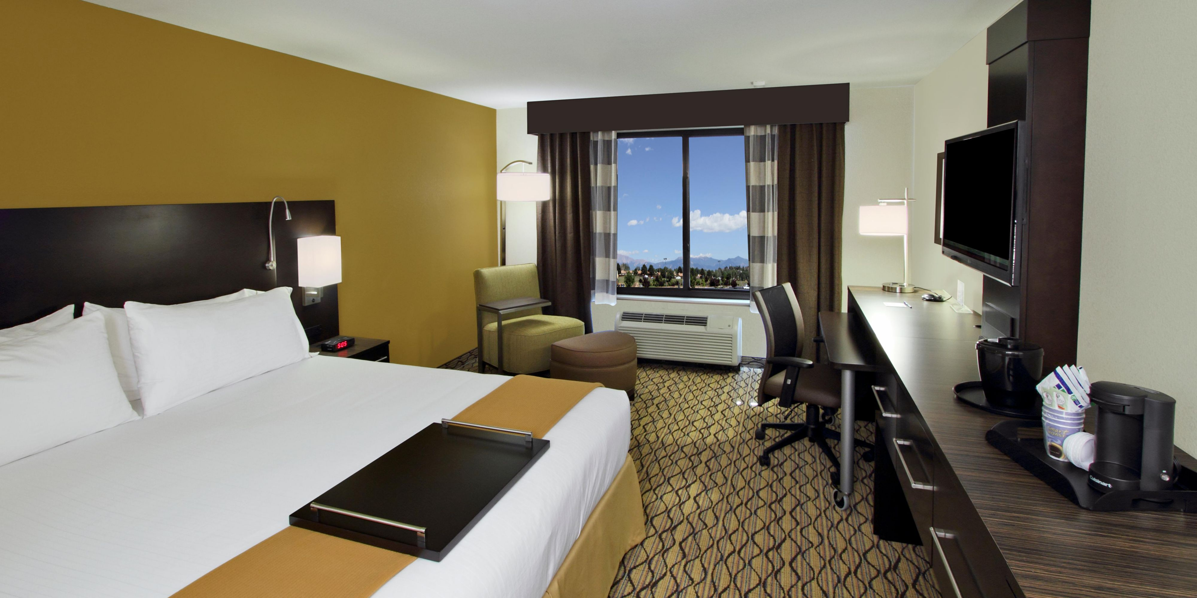 Holiday Inn Express & Suites Colorado Springs First & Main Hotel