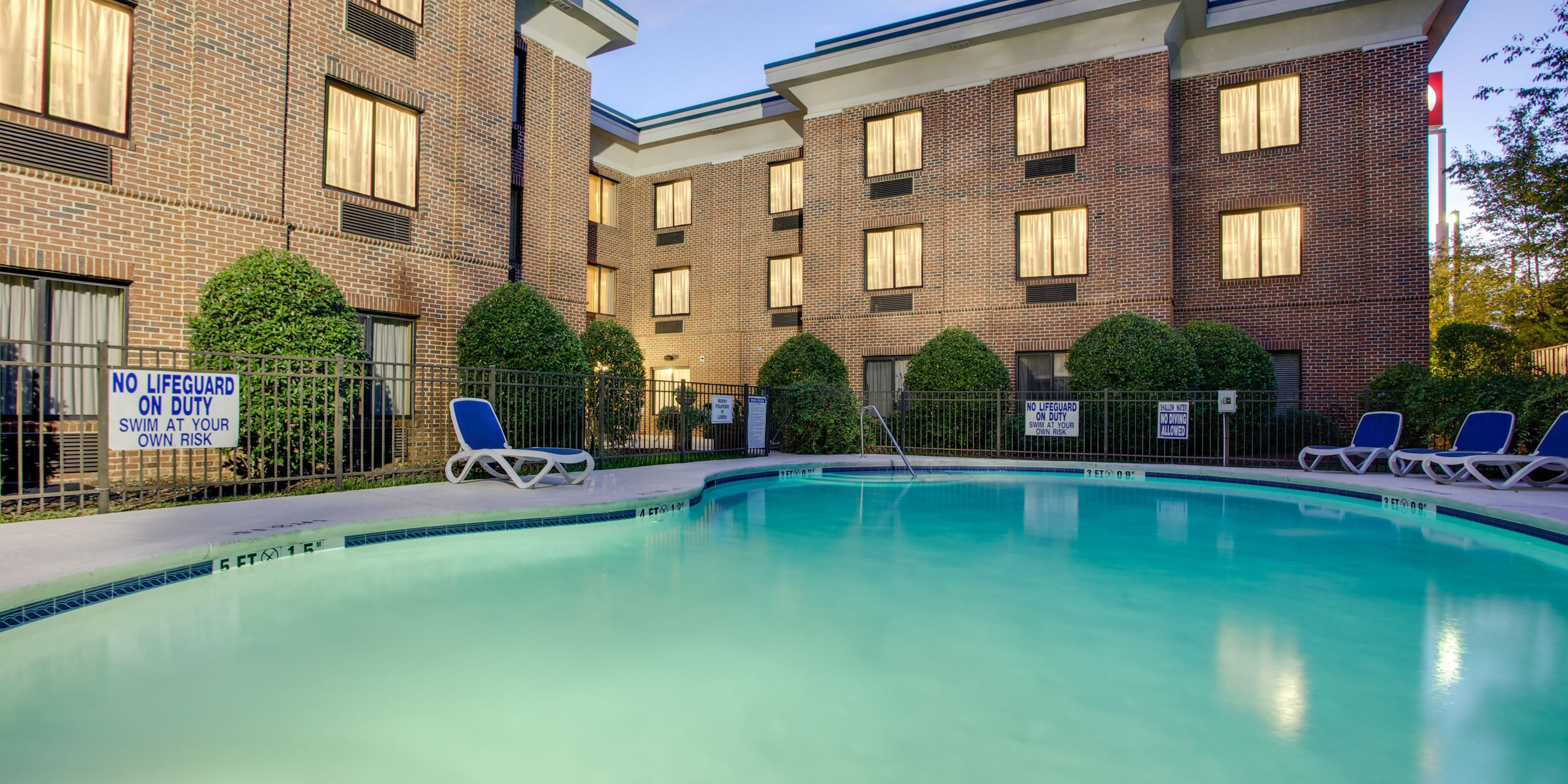 Express Columbia Sc >> Holiday Inn Express Suites Columbia I 20 Clemson Rd